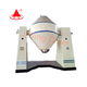 wood chip/sawdust/vegetable rotary vacuum food dryer machine