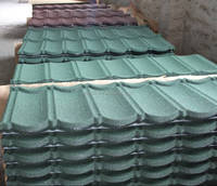 building material/Strong sand coated metal roofing tiles/Flat concrete roof tile asphalt shingles
