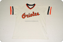 Best quality China factory V neck MLB Baseball Jersey for Youth and kids,China Blank Baseball Jerseys Wholesale