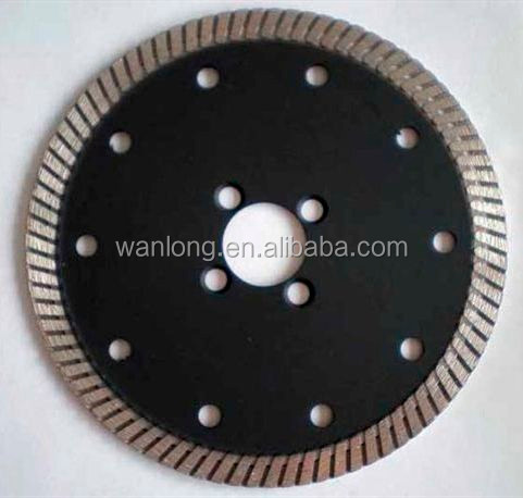 Series of diamond tools New Design Diamond Saw Blade For Granite / Wood / Agate Cutting