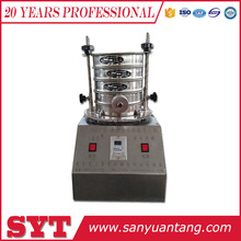 Stainless steel laboratory standard sieving machine