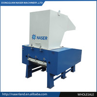 recycling plastic machine shredder crusher