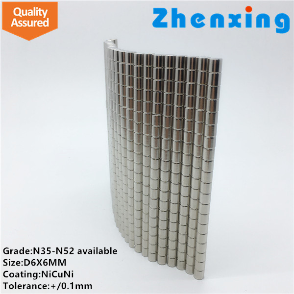 China manufacture quality assured rare earth magnets bulk