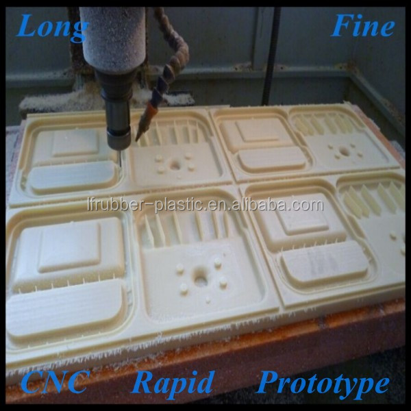 Medical device equipment CNC rapid prototyping