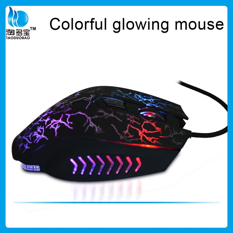 gamer about 6d optical game mouse from fcc standard factory