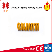 Hot sale suspension compression recoil spring for bogie