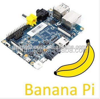 Original BPI-M1 Banana Pi A20 Dual Core 1GB