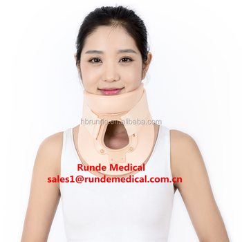 Tracheotomy Cervical Collar Philadelphia Neck Collar