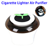 Car Auto Potted Plant Shape Cigarette Lighter Air Purifier Freshener Air Cleaner