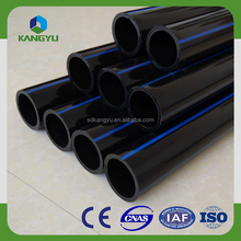 hdpe raw materials pe100 black hdpe pipe 20mm to 50mmchina supplier