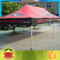 Advertising cheap custom printed canopy tent