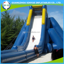 2017 most popular giant inflatable water slide