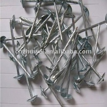 with high quality and competitive price Galvanized umbrella roofing nails