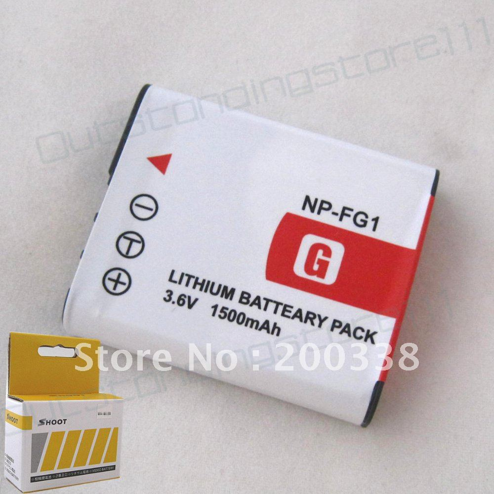 digital camera battery for NP-FG1