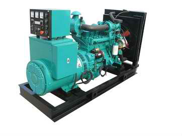 Generator Set - Open type