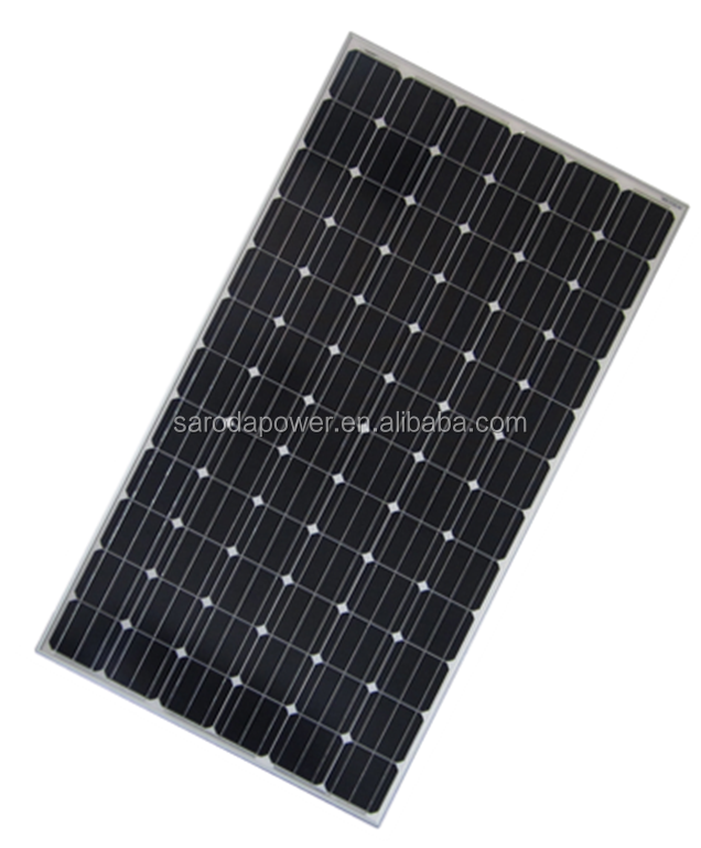 monocrystalline solar cell 250w solar panel for home solar system