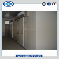 refrigerating chamber used as cold storage room