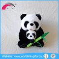 2016 hot sell CE approved soft plush toys furreal panda