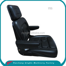Diesel Fuel Type off road military vehicle seat