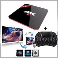 H96 pro plus 3GB DDR3 32GB eMMC Amlogic S912 android 7.1 tv box