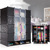 living room cabinet sale cheap portable PP panel DIY bedroom plastic wardrobes