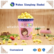 Custom cheap price Paper Popcorn Cup/Large Size Popcorn paper Cup