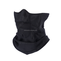 Motorycycle Half Face Mask Neck Warmer Face Protector Windproof Balaclava Ski Mask