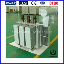 20KV oil-immersed power transformer with no-load tap changer
