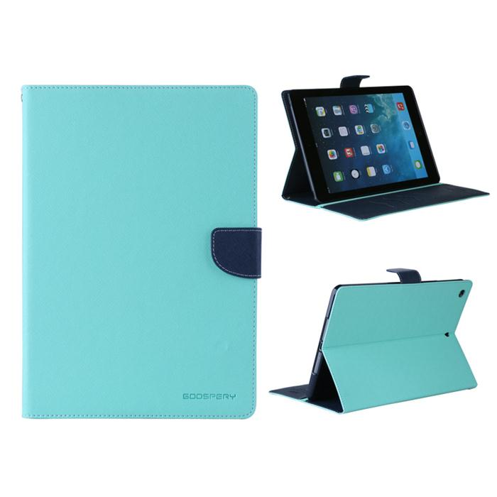 Top sale in alibaba for ipad air2 case original mercury fancy diary leather case
