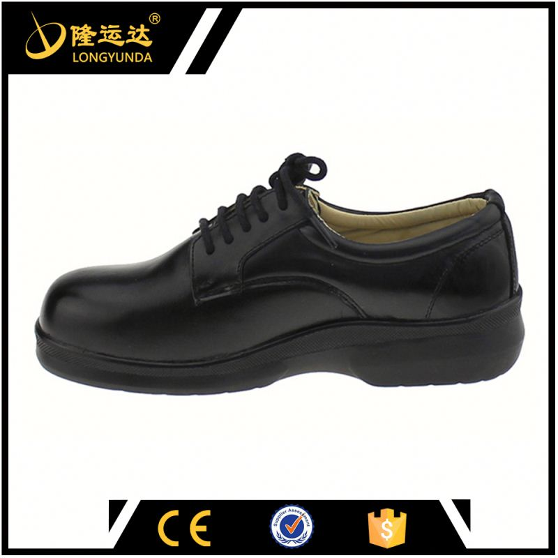 PU injection steel toe cap shoes