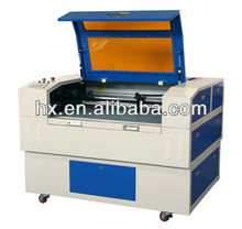 2012 top new HX-1690SG 80W*2 double heads Rabbit co2 laser cutting machine