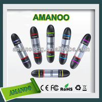 2013New model no leaking no burning changeable big capacity cigarette amanoo market for japanese tube 8