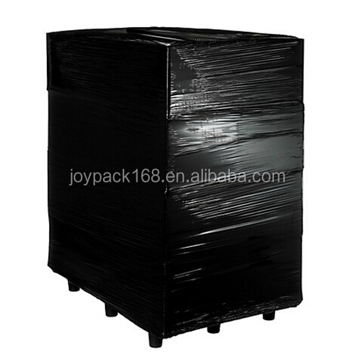 indonesia black pe stretch with good secrecy for outdoor furniture cover