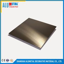 high quality aluminum composite metal sheet panels for sale