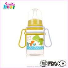 america popular BPA free musical baby bottles