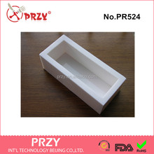 PR524 Silicone mold toast mode finished handmade soap tools 700g tall, thin mold wholesale