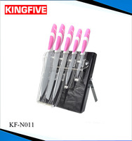 New product on Chia market 5 pcs white blade free sample knife