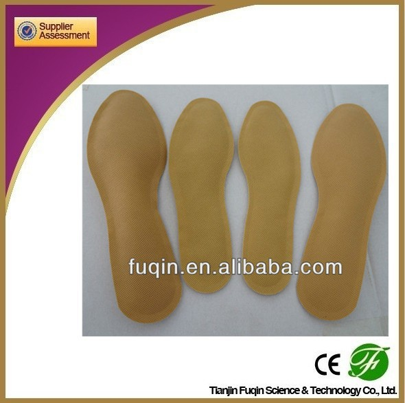 disposable OEM/ODM insole warmer patch/pad for girls and women in every cold days