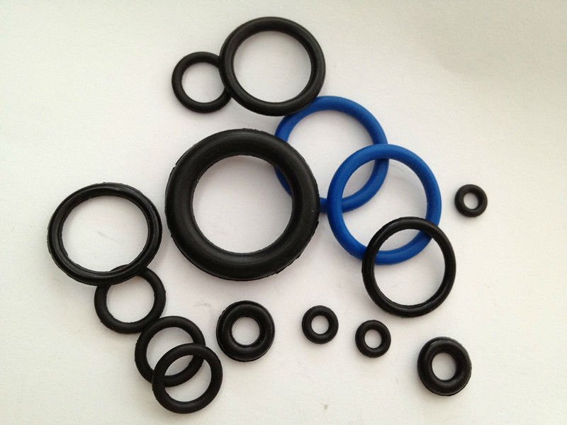 rechargeable battery o-ring seal