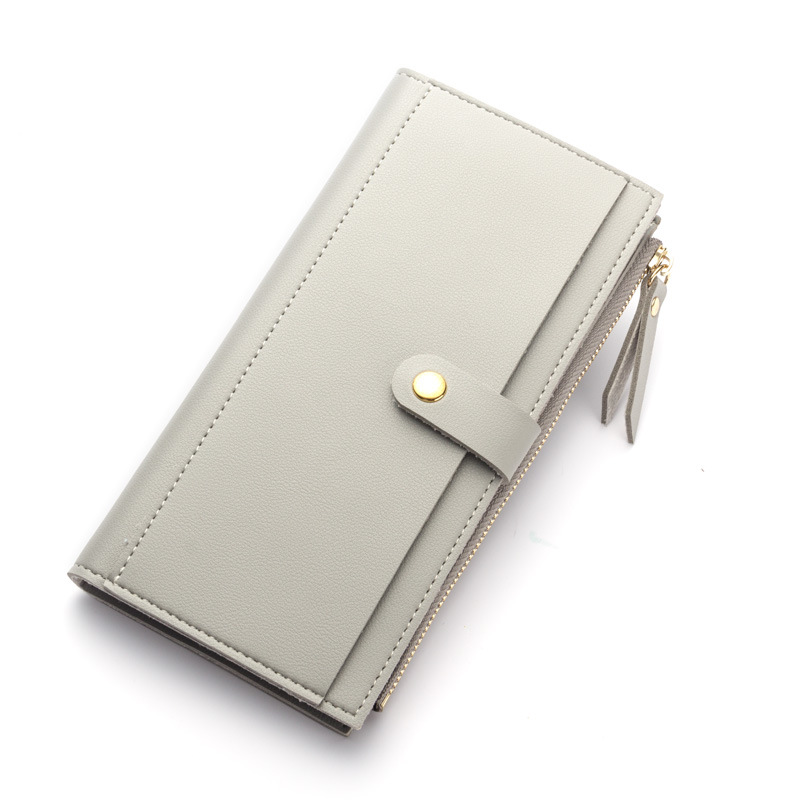 Hot Sale Baellerry Women Wallet Ladies Purse Coin Luxury Clip Phone Case Women Rfid Wallet