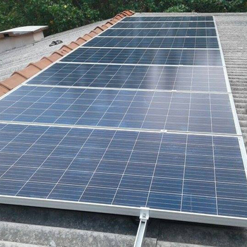 green energy on grid 1kw 2kw 3kw home solar energy system install on roof