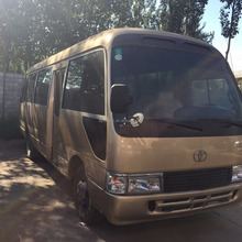 used cheap Toyota mini coaster bus for sale