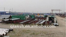 PIPE PREFABRICATION PRODUCTION LINE(CONTAINERIZED);PIPE SPOOL FABRICATION PRODUCTION LINE(MOVABLE)