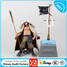 Toy Factory Customized One Piece Luffy Action Figure the Grandline Men PVC Anime Figure