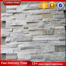 cheap exterior wall white culture stone veneer