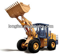 5 ton 3m3 Lonking hydraulic wheel loader with original Cummins engine