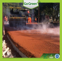Go Green hot mix colored asphalt emulsion