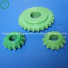 Transmission part PA chain wheel Nylon plastic sprockets