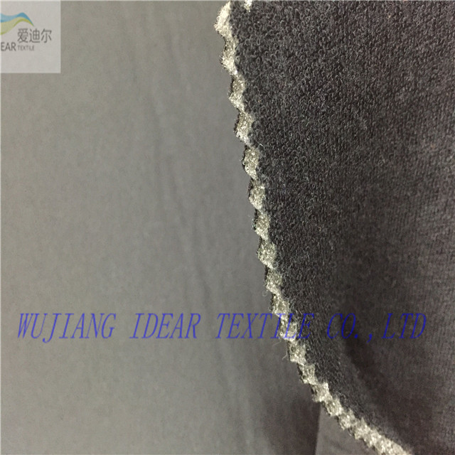 Polyester bonded fabric