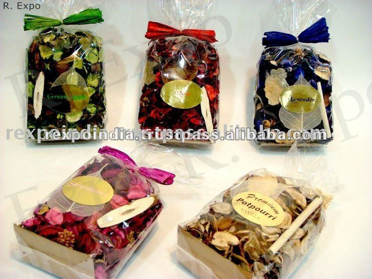 Aromatic Potpourri In Sachet